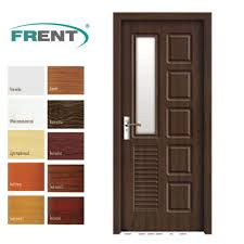 door authentic designs of trustile doors with golden handle