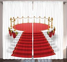 Curtains And Drapes Amazon Gold Stage Decor Amazon Com