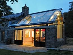 glass roof house house designs featuring glass extensions enjoy nature from the