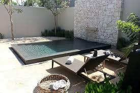 Spa Decor Cool Garden Pools And Spas Decor Idea Stunning Modern Under Garden