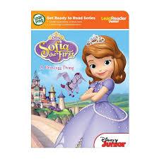 leapfrog leapreader junior book disney sofia princess