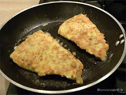 cuisiner lieu noir filets de lieu noir panés les poissons en filets
