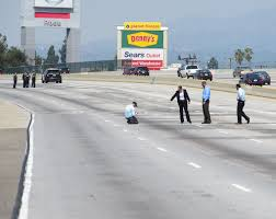 Sigalert Com Los Angeles Traffic Map by Driver Found Shot To Death On 10 Freeway In El Monte Eastbound