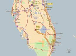 Boynton Beach Florida Map by February 2012