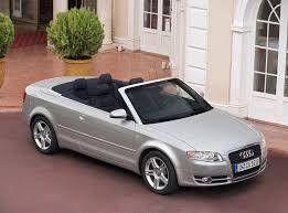 audi a4 cabriolet review 2006 2009 parkers