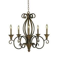 home depot chandelier bay home depot chester 5 light chandelier fixture aruba teak 937379