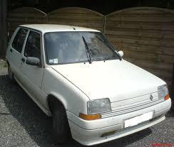 renault super 5 voiture occasion renault super 5 de 1989 160 000 km