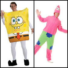 Spongebob Squarepants Halloween Costume Bud Duo Costumes Halloween Costumes Blog