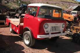 1962 willys jeep pickup two guys in an old jeep pickup searching out rusty arizona auto