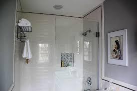 bathrooms with subway tile ideas modern bathroom white subway tile shower ideas house of