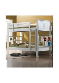 Thuka Trendy Trendy  Natural Pine Bunk Bed With Drawers Shown - Joseph maple bunk bed