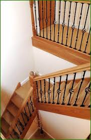 metal landing banister and railing 55 best metal staircases with metal spindles images on pinterest