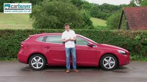 volvo hatchback interior volvo v40 hatchback review carbuyer youtube