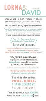 what to put on wedding programs wedding programs best 25 wedding programs ideas on