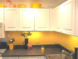 backsplash for yellow kitchen combed cabet backsplash ideas yellow kitchen walls to match