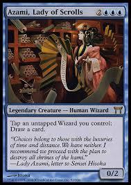 azami paradox combo edh commander deckstats net magic the