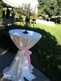 cocktail table rental chico wedding rentals tables and chairs orland ca