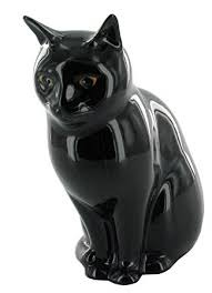 black cat ornament gw225 cat ornament cat figurines co