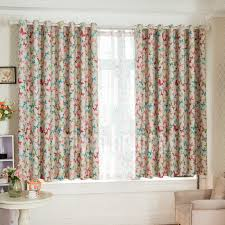 Lively Butterfly Pattern Blackout Curtain For Kids Room Or Bay Window - Blackout curtains for kids rooms