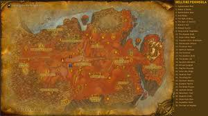 Stormwind Map Terrain Suggestions Diplomunion