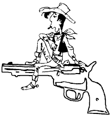 999 coloring pages 44 best lucky luke images on pinterest lucky luke coloring