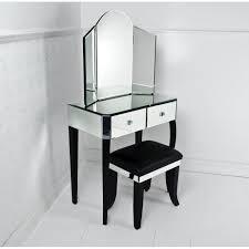 Oak Vanity Table With Drawers Bedroom Furniture Antique Bedroom Vanities And Modern White