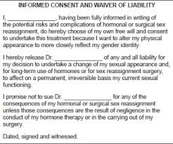 waiver of liability should you sign that liability waiver