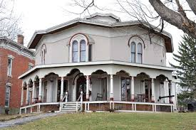 octagonal houses power of eight octagon houses times union