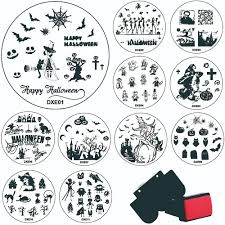 halloween stamp compare prices on stamped metal plates online shopping buy low