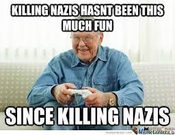 Veteran Meme - nazi killer level veteran by pcon meme center