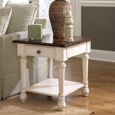 distressed white side table 192 best nightstands and side tables painted images on pinterest