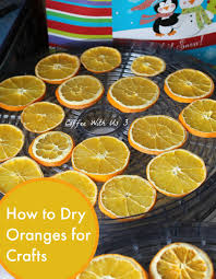 dried orange wreath and how to dry oranges for crafts coffee