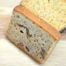 banana walnut pound cake slice tedboy bakery