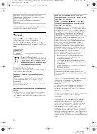 xavv750bt av center user manual xav v750bt sony corporation