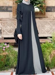 gamis modern 25 model baju gamis terbaru 2018 simple modern elegan