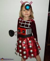 Doctor Costume Halloween Dalek Tenth Doctor Costumes Photo 2 3