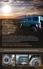 lifted jeep jeep upfits near phoenix az jeep lift kits for sale