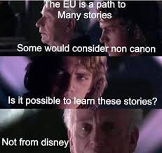 Star Wars Disney Meme - the star wars eu imgur