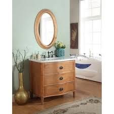 rustic bathroom furniture for less overstock com