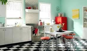 Retro Kitchen Design Cool Retro Kitchen Decor Retro Kitchen Decor Ideas Appealing