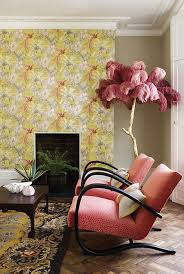 Feather Wallpaper Home Decor Quirky Home Decor Inspired By Birds