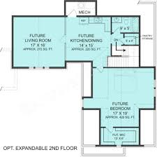 baby nursery second floor house plans beautiful home design nd
