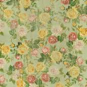 shabby chic wrapping paper shabby chic fabric wallpaper gift wrap spoonflower