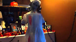 electrified maniac spirit halloween my counvoulsing nurse and first aid kit from spirit hallowe youtube