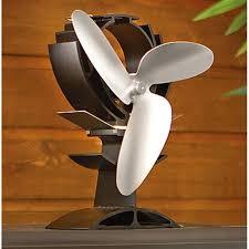 ecofan wood stove fan ecofan heat powered wood stove fan 189975 fireplaces at