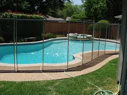 what does a small pool fence cost to buy