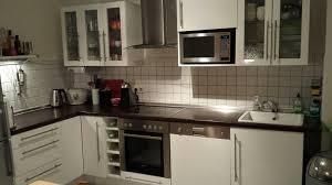 Einbauk He Awesome Ikea Küche Faktum Weiß Hochglanz Images Ideas U0026 Design
