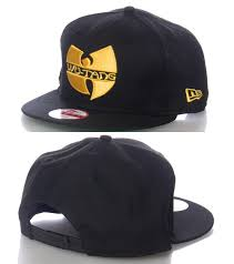 Wu Tang Socks New Era Wutang Clan Snapback Cap Black Jimmy Jazz 70258388