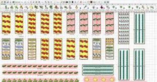 vegetable garden planner software u2013 realfarmacy com