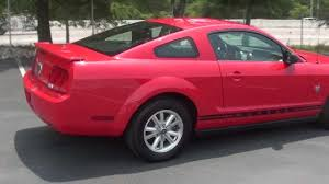 45th anniversary mustang for sale 2009 ford mustang v6 45th anniversary pony pkg stk